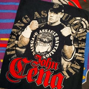 John Cena Wrestling Shirt